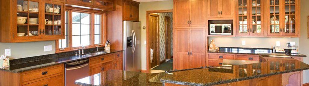Image of remodeled kitchen